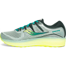saucony Triumph ISO 5 Shoes Men, frost/teal